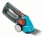 GARDENA Ножницы газонные  Accu 60 с литиевым аккумулятором + телескопическая ручка