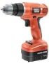 Шуруповерт Black&Decker EPC12CAKA50