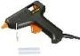 Пистолет STAYER термоклеящий электрический 2-06801-10-07