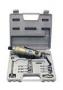 Шуруповерт пневматический ST-4460AK, 1/4DR(HEX), 2.3-6.9Нм, 170л/мин, 11 предметов